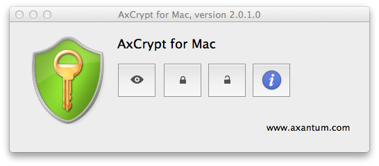 axcrypt mac